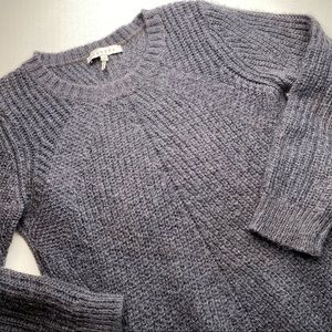 Sandro Mohair Knit Sweater